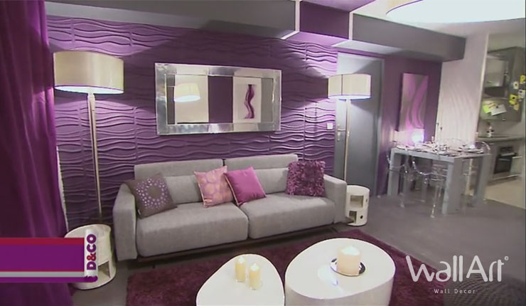 Id e d co maison on pinterest salons canapes and deco salon for Decoration maison salon tv